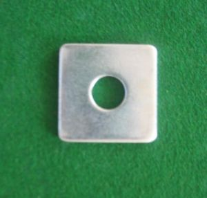 Square Flat Washer of M8
