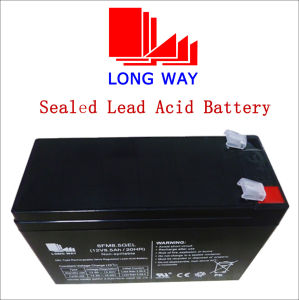 Power Sealed Lead Acid Storage Gel Battery pictures & photos