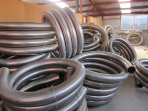 Galvanized Steel Floppy Interlock Hose pictures & photos