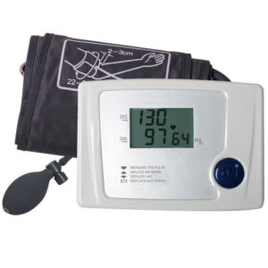 Wrist Digital Blood Pressure Monitor(SD3\SD3a pictures & photos