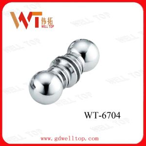Bathroom Handle for Glass Door (WT-6704) pictures & photos