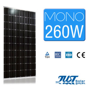 260W Mono PV Module for Sustainable Energy pictures & photos