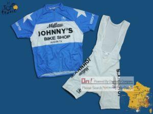China Mellow Johnny′s Bike Sky Blue Cycling Jersey and Bib Shorts ... d0e1a2232