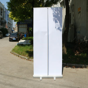 Digital Printing Wide Base Retractable Roll up Display pictures & photos