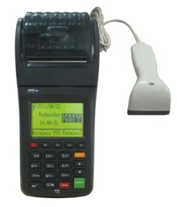 Terminal Mobile Handheld POS with Barcode Scanner