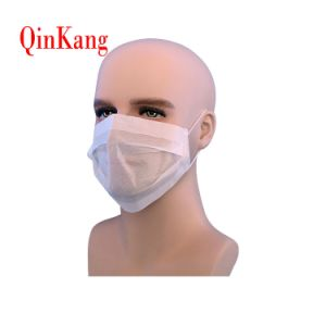 Paper Nurse 1ply Medical Equipment Mask Face For Disposable Surgical