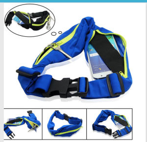 Universal Running Waist Belt for Mobile Phone, Key, Card pictures & photos