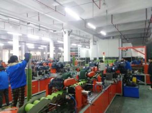 Automatic POY Tube Production Line, Textile Cores Production Line Machine