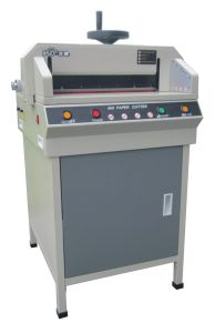(WD-450DG) 450mm Simple Paper Cutting Machine pictures & photos
