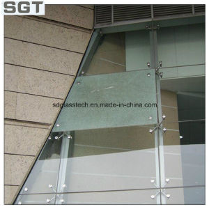 Toughened Laminated Glass for Roof pictures & photos