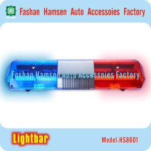 LED High Brightness Emergency Light Police Fire Warning Lightbar with Siren and Speaker