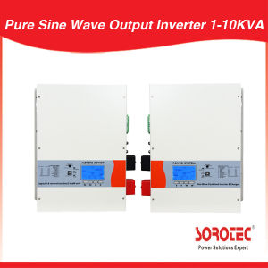 Home Supply AC Power Inverter Backup Power Pure Sine Wave Output Inverters Ig3115CS 1-10kVA pictures & photos