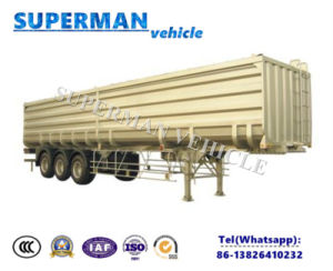 3 Axle Storehouse Van Cargo Truck Box Semi Trailer for Sales pictures & photos