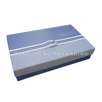 Graceful Design of Paper Gift Packing Box for Jewelry (Jewellery)
