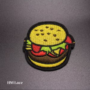 Sew on or Iron on Drink Decoration Embroidery Patch/Applique for Clothing/Hat pictures & photos