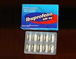 Ibuprofeno Capsule pictures & photos