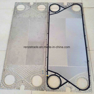 100% Replacment Alfa Laval Heat Exchanger Plate and Gasket M6, M10, M15, M20, M30