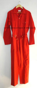 Fireproofing Safety Work Clothes / Fireproofing Safety Coverall 001 pictures & photos