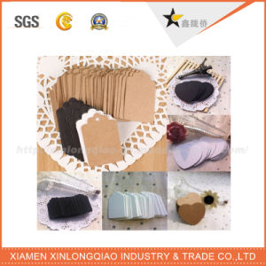 China Cheapest Wholesale High Quality Recycled Custom Fashion Tags pictures & photos