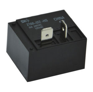 Power Relay with UL, TUV Approval, 12V, 1form a (2160)