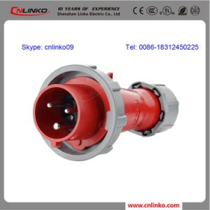 Marine Container Connector/IEC60309 Connector with 2p+E 16/32A 400V pictures & photos