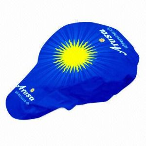 Saddle Cover, Made of 190t Polyester with PU Coating