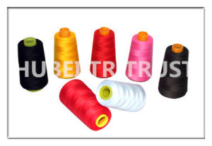 Spun Polyester Sewing Thread (20s-60s) pictures & photos