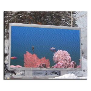 Pixel Pitch 10mm Outdoor LED Display pictures & photos