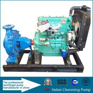 China Manufacturer Agriculture Diesel Centrifugal Irrigation Water Pump