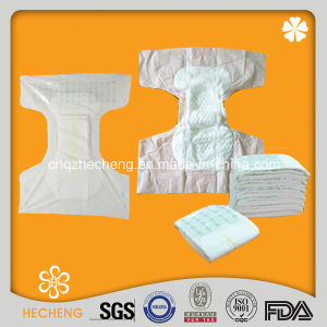 Disposable Printed Wholesale PE Film Adult Diapers pictures & photos
