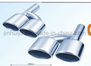 C63-Amg Stainless Steel Exhuast Tips for Benz