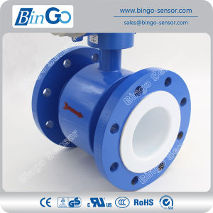 Waste Water Electromagnetic Flow Meter pictures & photos