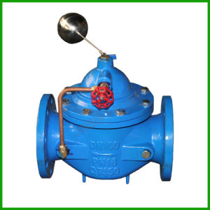 Hydraulic Remote Control Valve with Float Ball-100X