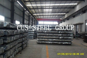 Ethiopia SGS Zero Spangle Gi Roof Sheeting/Galvanized Corrugated Roofing Sheet pictures & photos