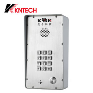 Door Phone for out Door Used Access Control Knzd-43 Kntech pictures & photos