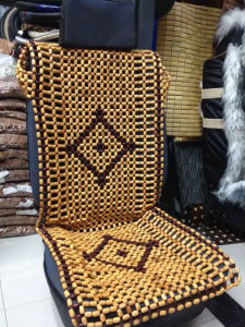 China Car Wooden Bead Seat Auto Car Seat Cover - China Car Wooden ...