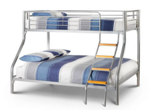 China Triple Sleeper Stainless Steel Bunk Bed Fm 300 China Bed
