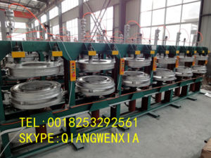 Tube Curing Press for Bicycle Tire/Motorcycle Tube Vulcanizing Press pictures & photos