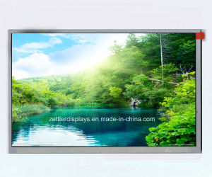 "10.1""High Resolution 1024X600 TFT Display LCD Panel with Capacitive Touch Panel: ATM1010L21-CT2"