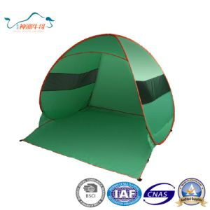 Steel Galvanized Pop Up Portable Outdoor Camping Tent