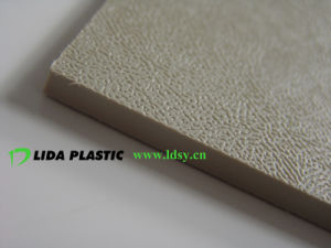 China Beige Polypropylene PP Sheets pictures & photos