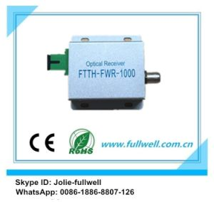 0 ~ 15dBm FTTH CATV Mini Optical Receiver with Sc/APC (FWR-1000) pictures & photos