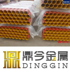 Dn125 Liquid Coated Epoxy Pipe pictures & photos