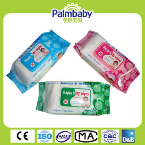 Disposable Baby Skin Care Soft Wet Wipes pictures & photos