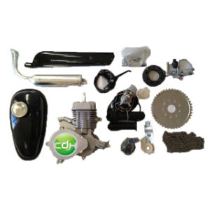 80cc Engine Upgrading Pk80 Bicycle Motor Kit Motorized