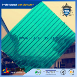 Waterproof Polycarbonate Sheet/PC Hollow Sheet pictures & photos