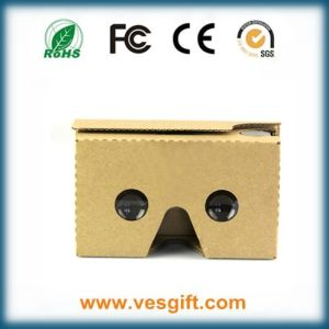 3D Vr Virtual Reality Glasses Glasses Google Cardboard pictures & photos