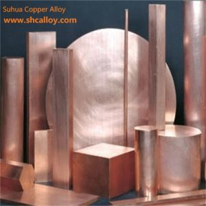Cucrzr Chromium Zirconium Copper Rectangular Bars pictures & photos