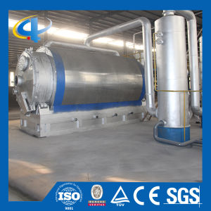 Waste Pyrolysis Machine for Waste Plastics and Tyre Recycling to Fuel Oil pictures & photos
