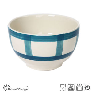 Hand Painting Classic Check 16PCS Dinnerware Set pictures & photos